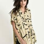 Koszula Abstract Warrior Shirt - OneTeaSpoon