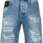 "Szorty jeansowe ""RICH"" - John Richmond"