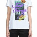 T-shirt gepard - Just Cavalli