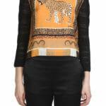 Sweter z motywem geparda - Just Cavalli