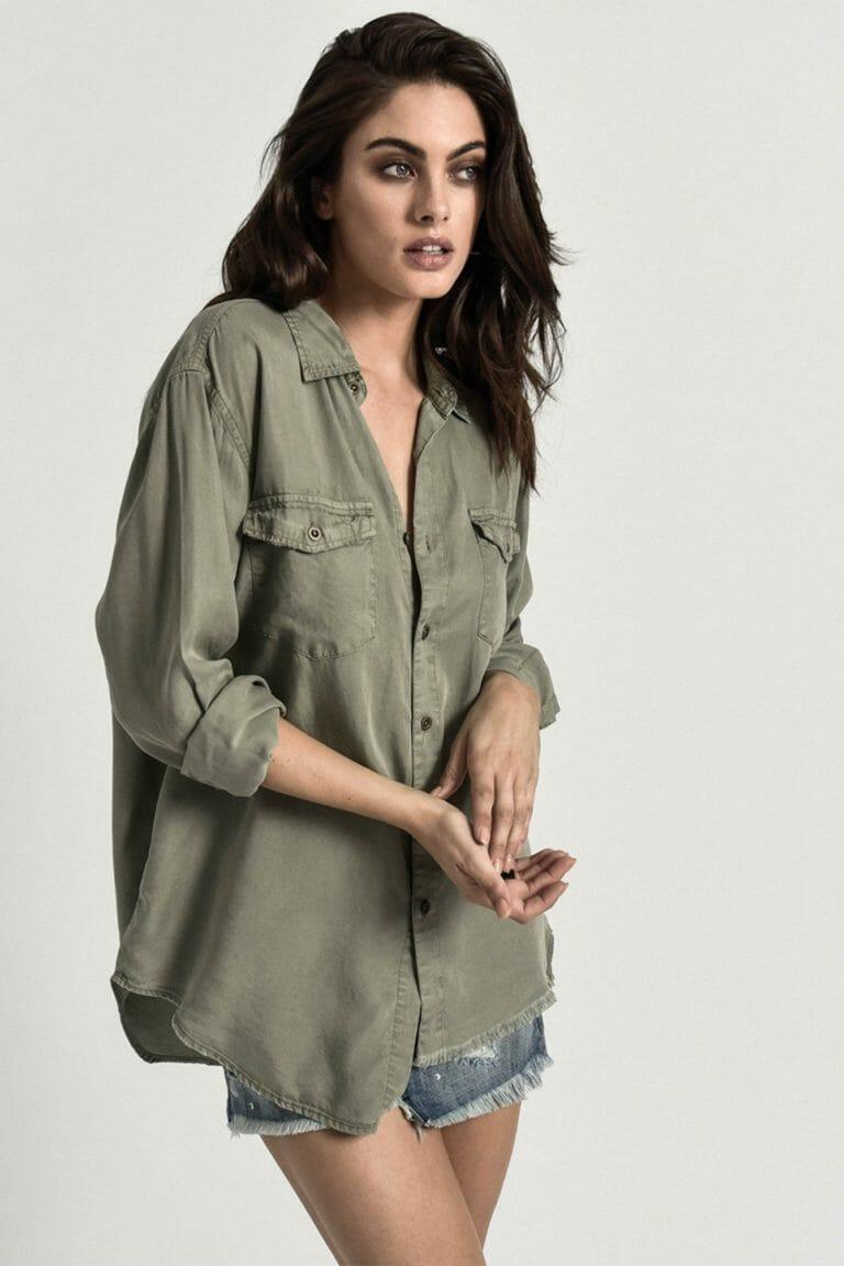 Safari Liberty Tencel Shirt 2