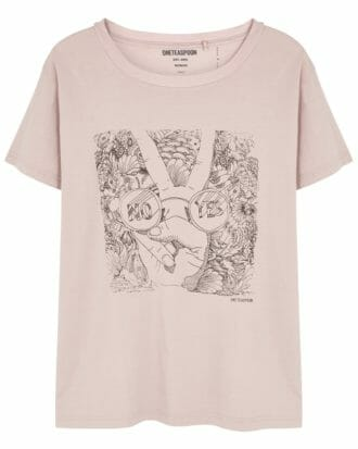 Yes No Artist Tee 2