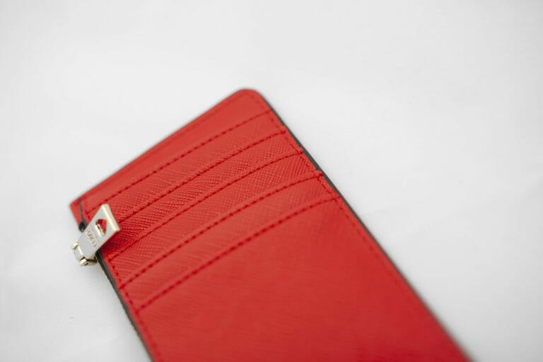 love moschino portfel czerwony 1