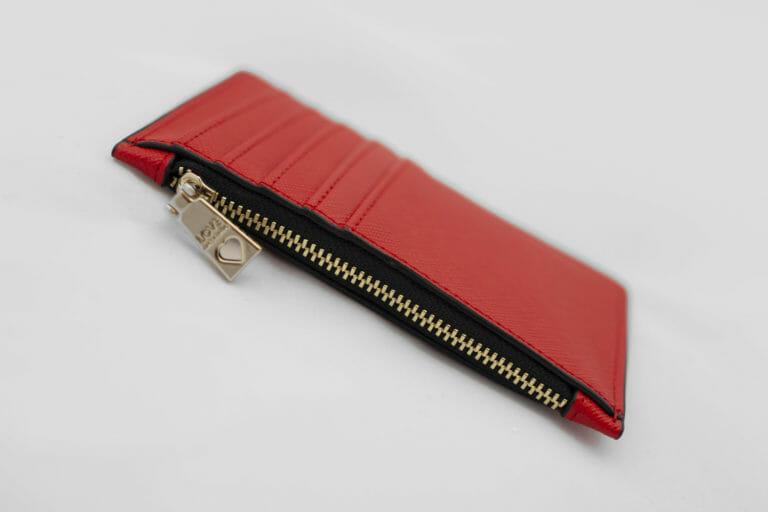 love moschino portfel czerwony