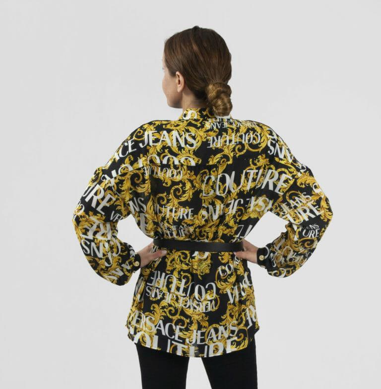 koszula versace jeans couture damska 1