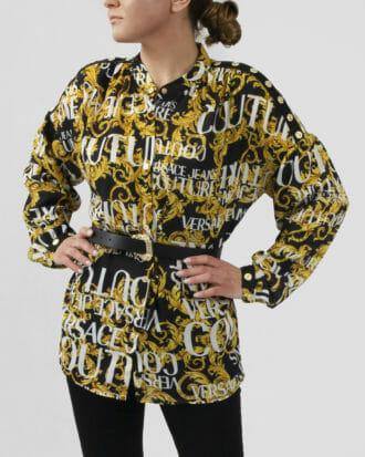koszula versace jeans couture damska 2