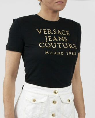 t shirt damski versace jeans couture