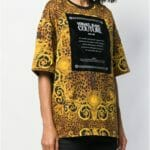T-shirt oversize - Versace Jeans Couture