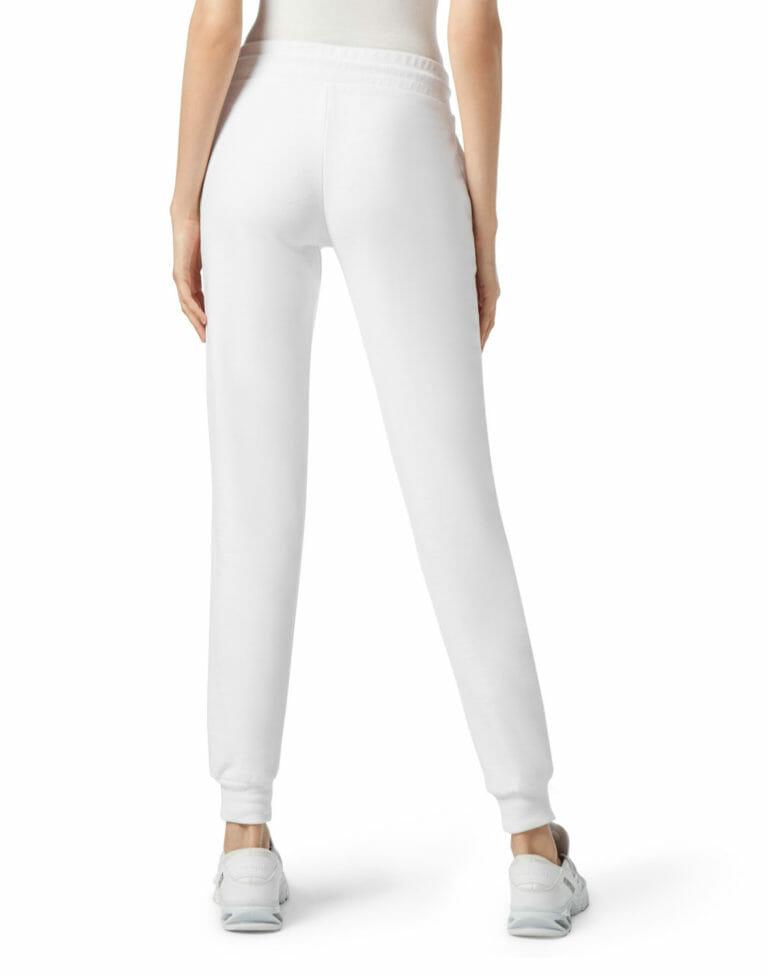 biale spodnie dresowe damskie plein sport wroclaw 3