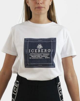 damski t shirt iceberg 1