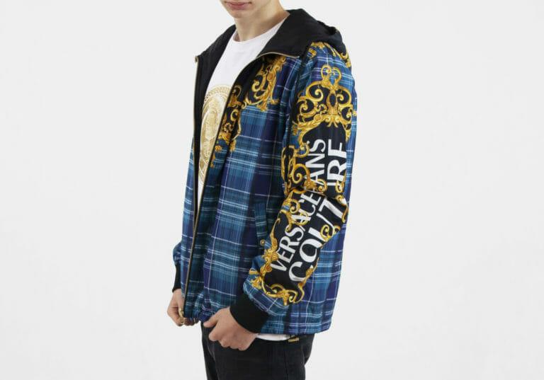 kurtka meska versace jeans couture i t shirt versace 5