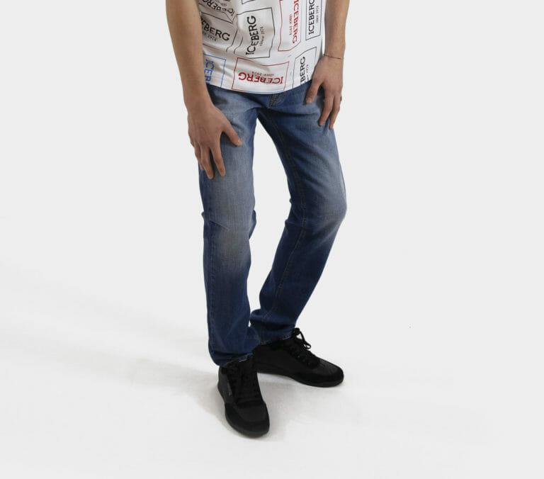 meskie iceberg jeansy 1