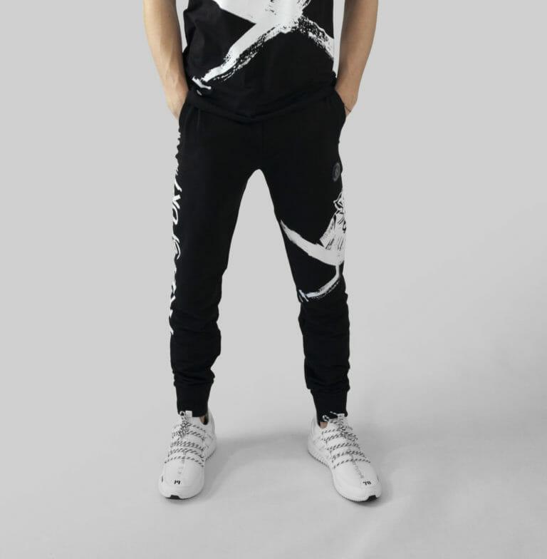 spodnie dresowe plein sport 2