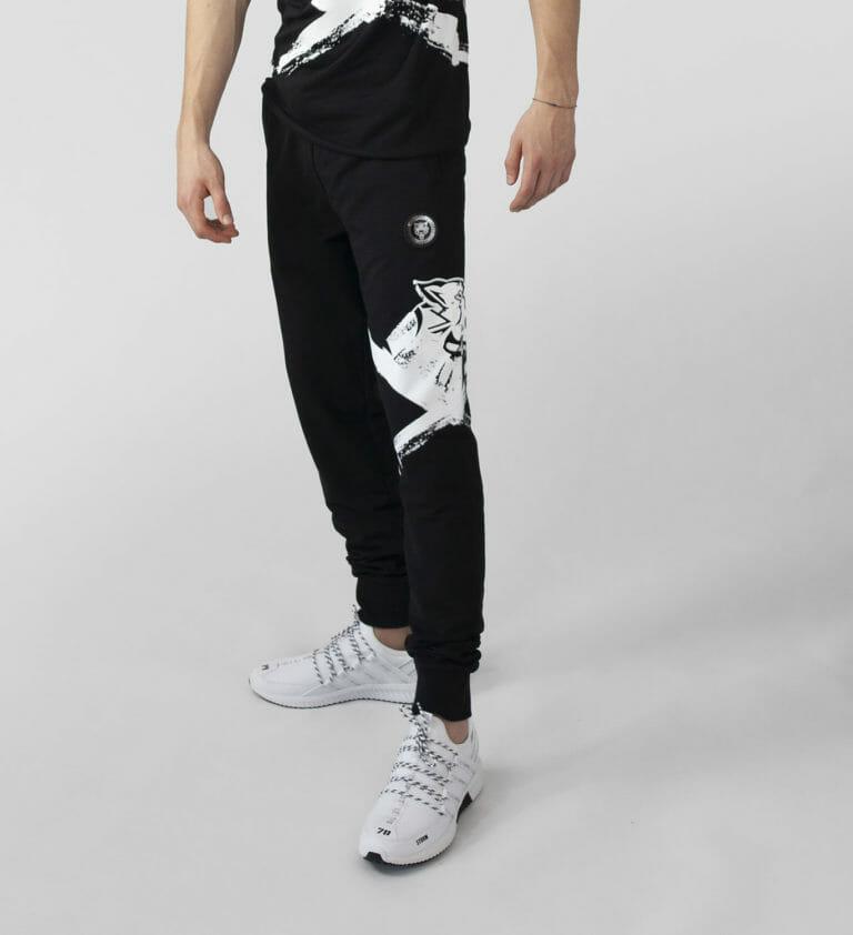 spodnie dresowe plein sport 3