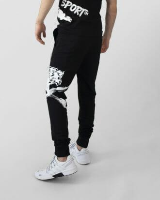 spodnie dresowe plein sport 6