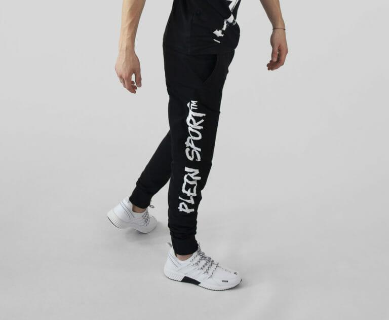 spodnie dresowe plein sport 8