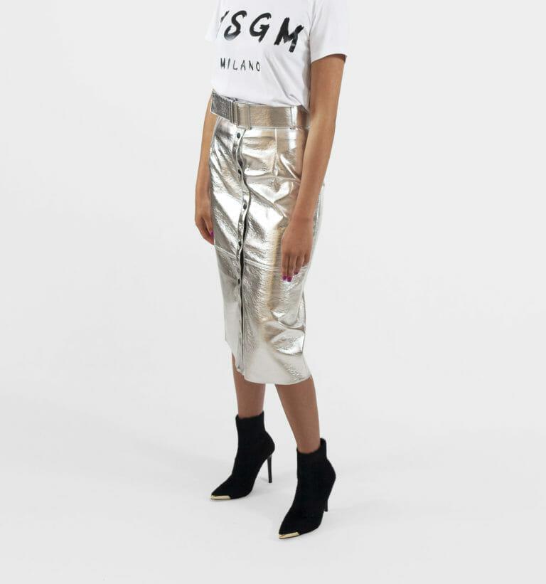 srebrna spodnica msgm 2