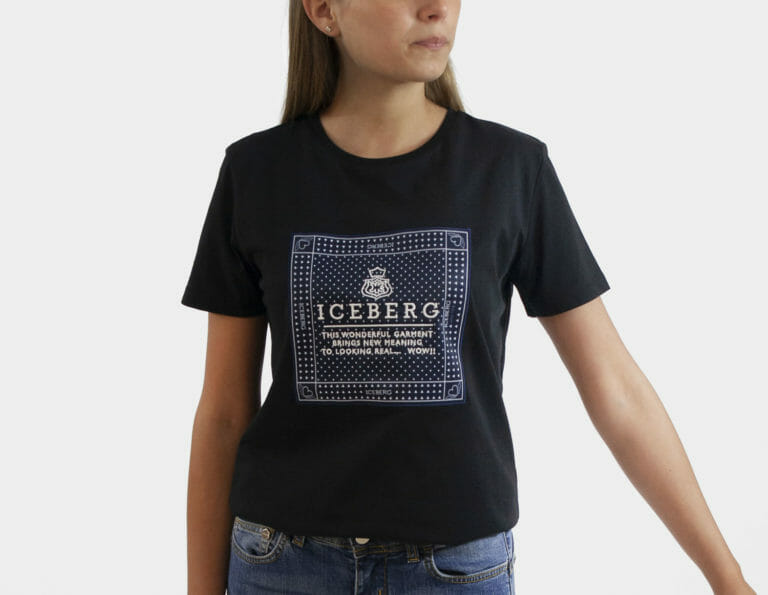 t shirt damski iceberg