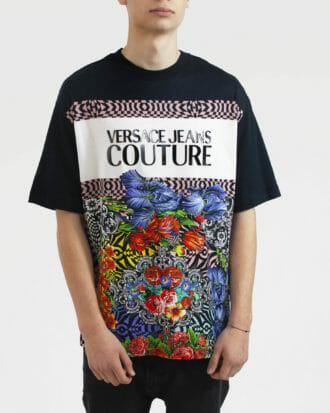 t shirt meski versace jeans couture