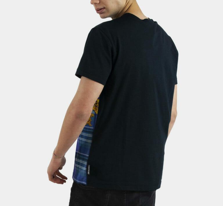 t shirt meski versace jeans couture z logo 1