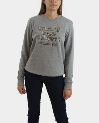 versace jeans couture szara bluza 1