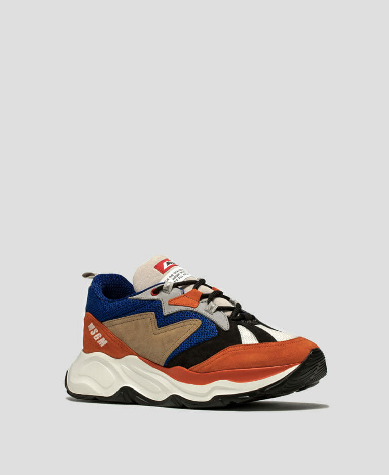 MSGM sneakersy