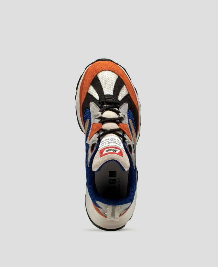 MSGM sneakersy3