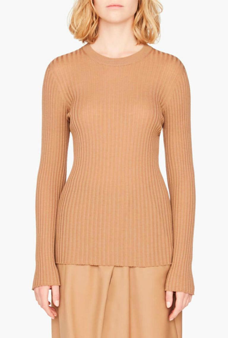 Sweter z guzikami na rękawach Liviana Conti 3