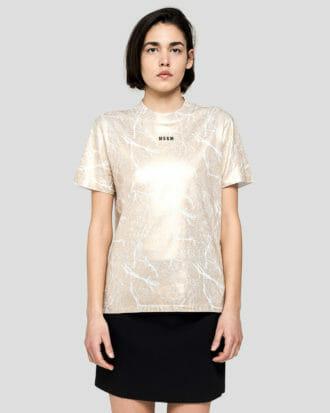 T shirt 22crack22 MSGM