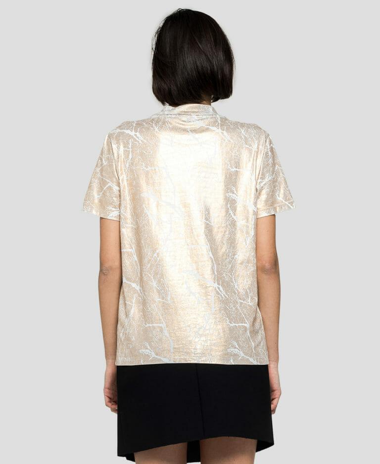 T shirt 22crack22 MSGM 3