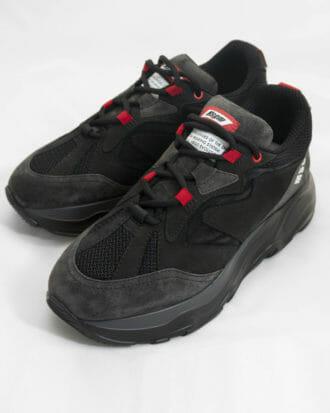 czarne sneakersy msgm 2019 2020 2
