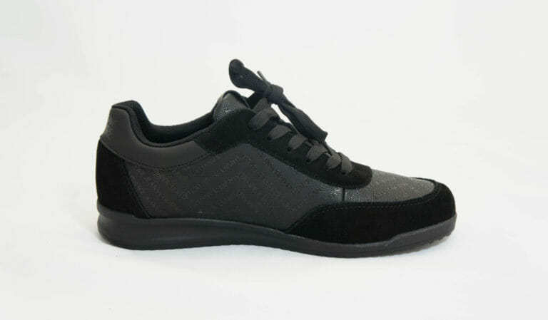 czarne sneakersy versace jeans couture meskie 2