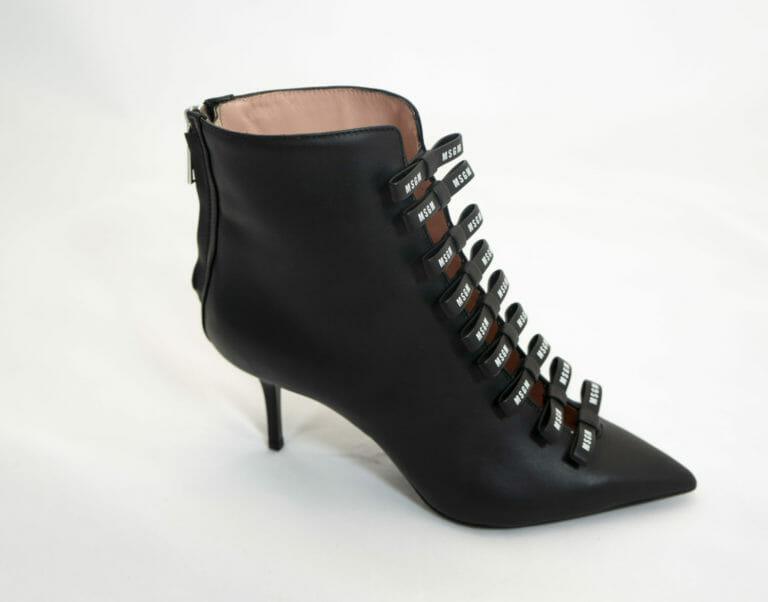 damskie buty msgm na szpilce