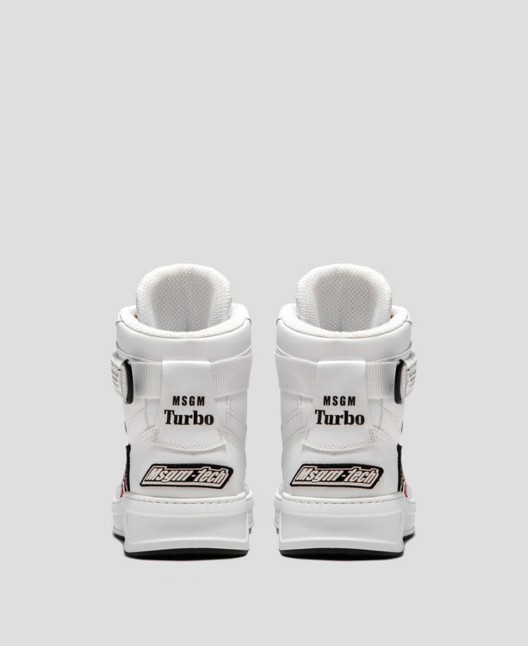 msgm buty meskie biale wysokie 2019 2020 3