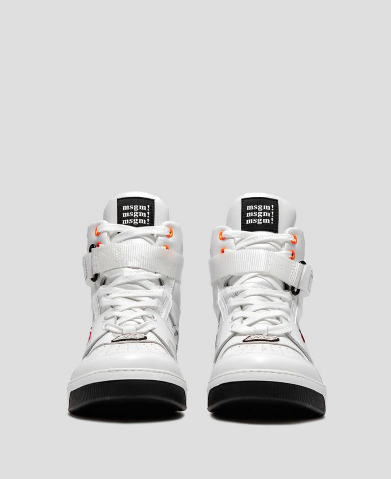 msgm buty meskie biale wysokie 2019 2020 4