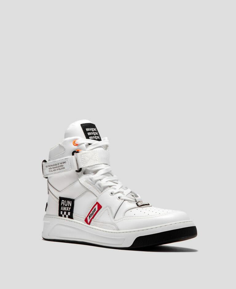 msgm buty meskie biale wysokie 2019 2020 5