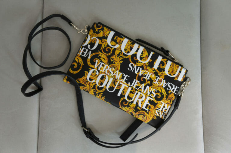 szaszetka versace jeans couture damska 3