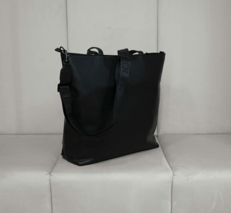 torba versace jeans couture czarna 5