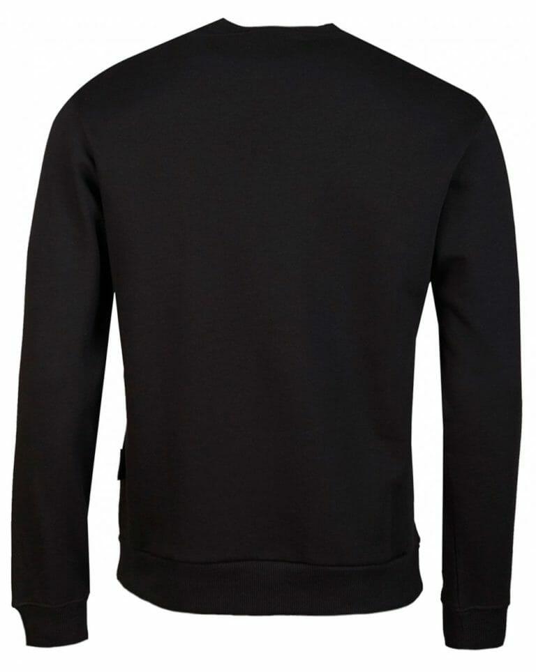 versace jeans couture baroque logo sweatshirt p41246 2970160 image