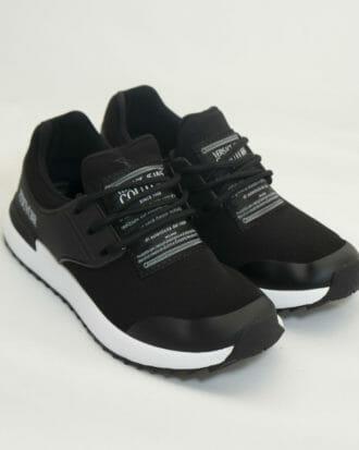 versace sneakersy czarne 2