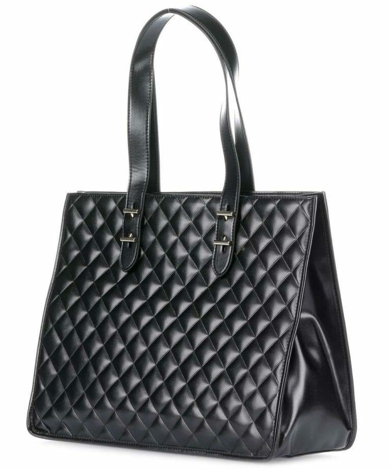 love moschino i love shopping torba na zakupy czarny jc4210pp08kb0 000 32