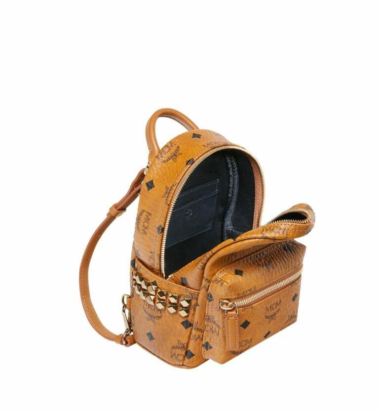 plecak mini MCM MMK6SVE92CO001 07