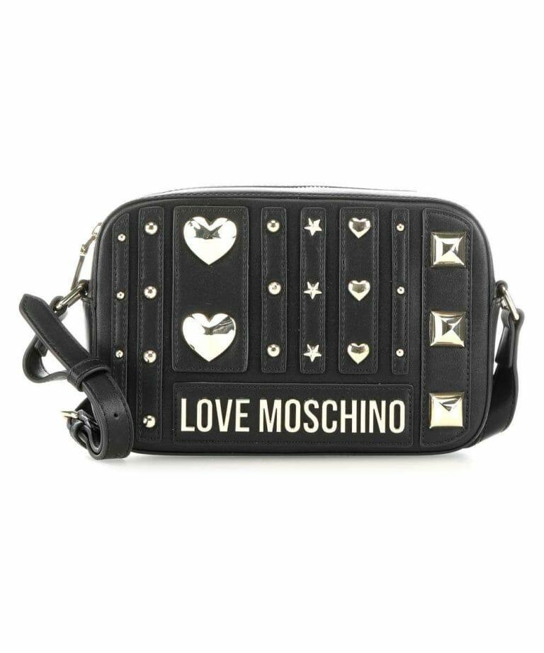 torebka czarna love moschino4