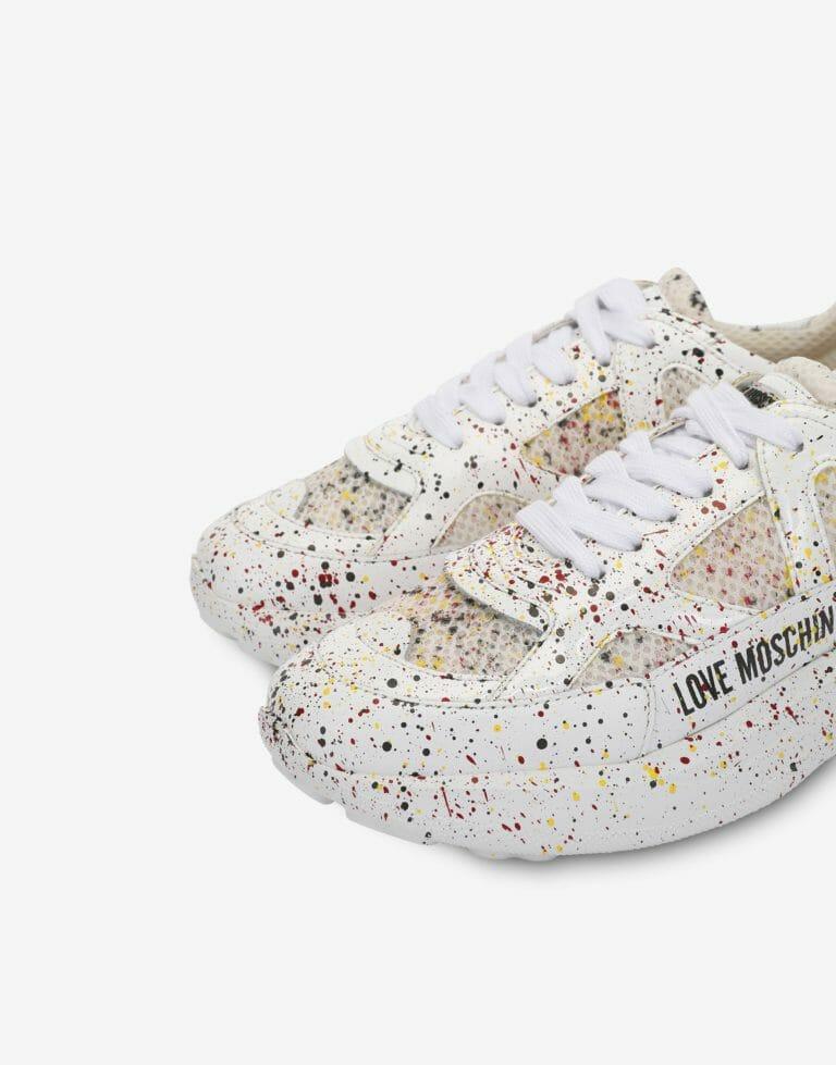 Białe sneakersy Love Moschino4