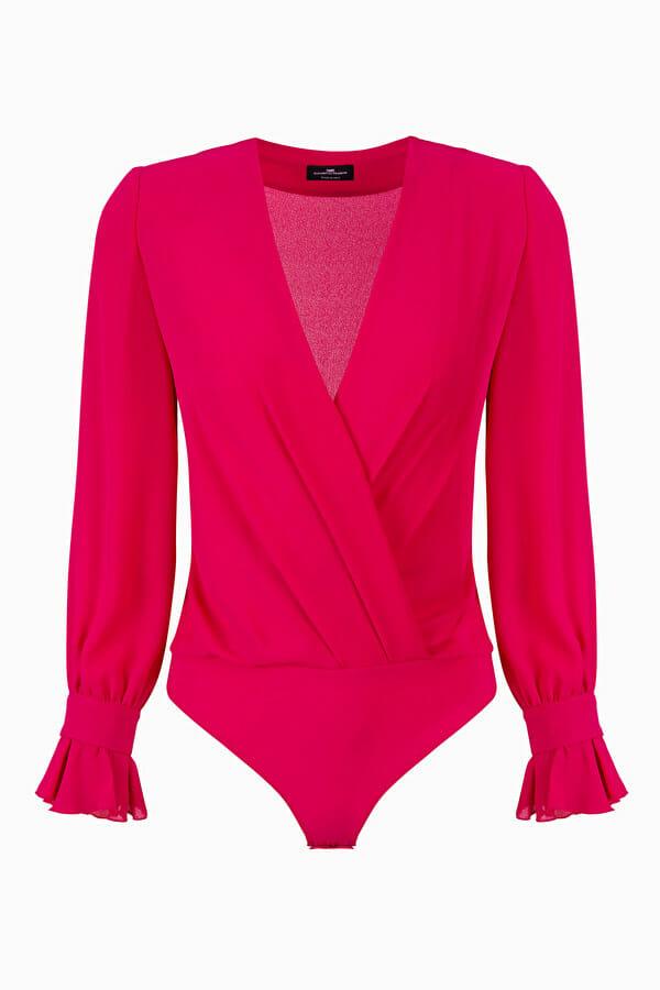 Bluzka w stylu body Elisabetta Franchi1