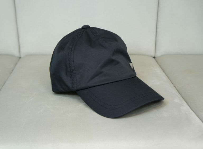 emporio armani meska czarna czapka 1