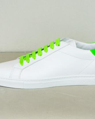 emporio armani meskie buty neonowa zielen 2