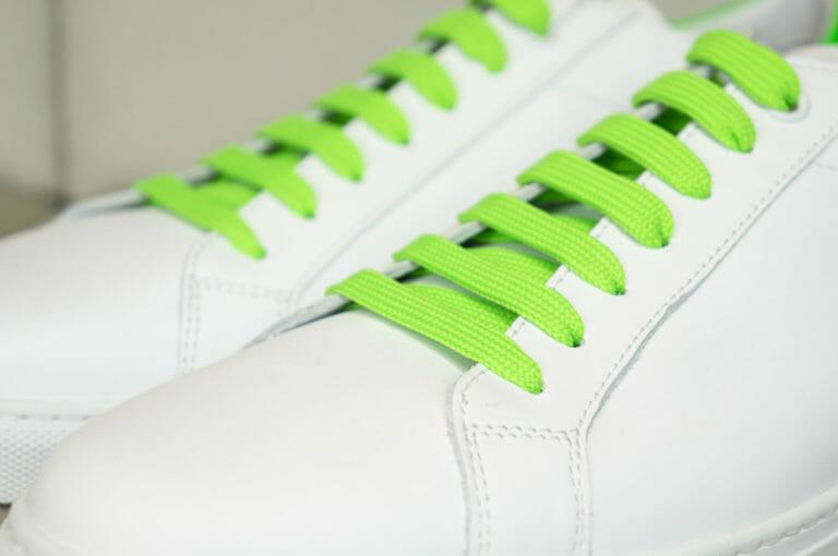 emporio armani meskie buty neonowa zielen 6