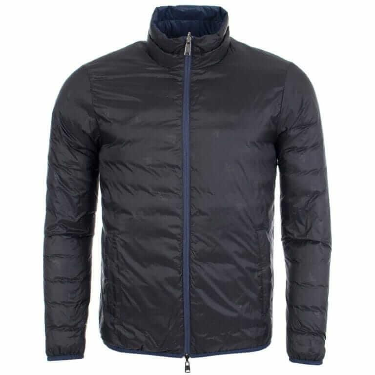 emporio armani reversible puffer jacket cc p5595 174809 image