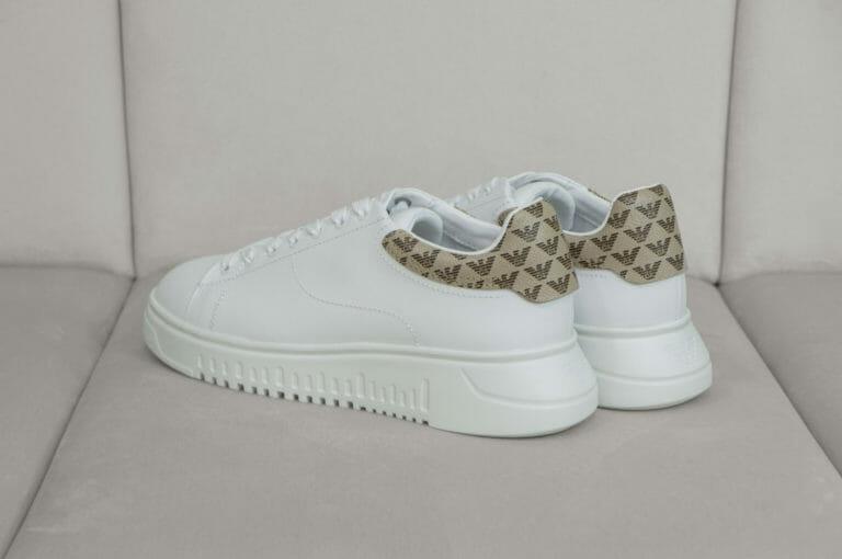 sneakersy emporio armani biale 4